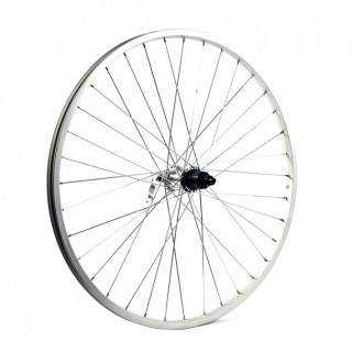 26×1.75″ Wheel Rear Alloy Q/R 7sp Cassette