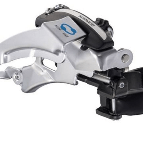 Shimano Acera M360 7/8 Speed Top Swing Front Mech – Silver