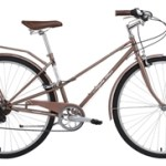 Alpha Plus Affogato Women's 700c 7spd Bicycle – Copper