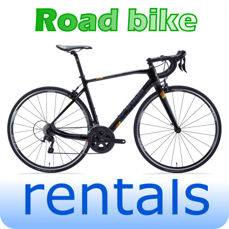 Hire a Road/Triathlon Bike
