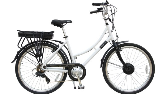 Viking Villager 18″ 26″ E-Bike – White