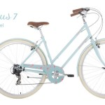 Barracuda Delphinus 700c Ladies 3 Speed Nexus Leisure Bicycle Blue