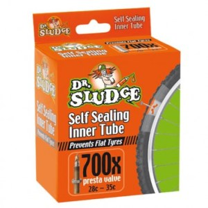 Dr. Sludge Self Sealing Inner Tube 700 x 28-35c  Presta