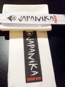 Japanika is our favourite Sushi restaurant. We don't get much kosher sushi here in CT :(