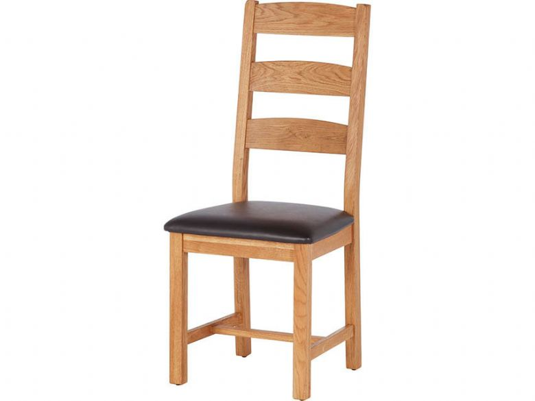 Fairfax Oak Ladder Back Chair
