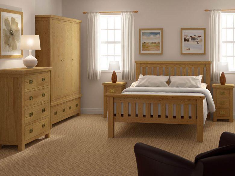 Fairfax Bedroom