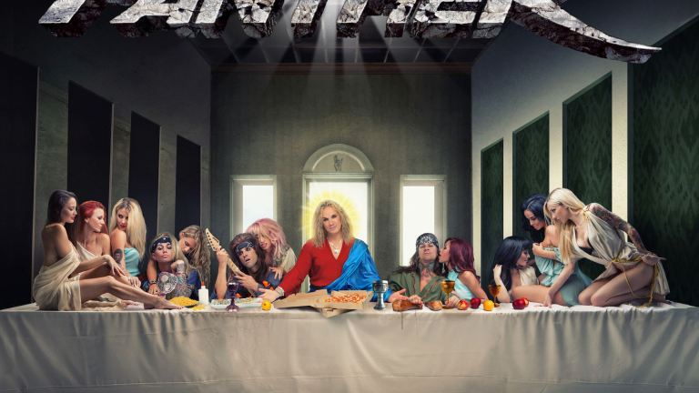 Cover All You Can Eat de Steel Panther