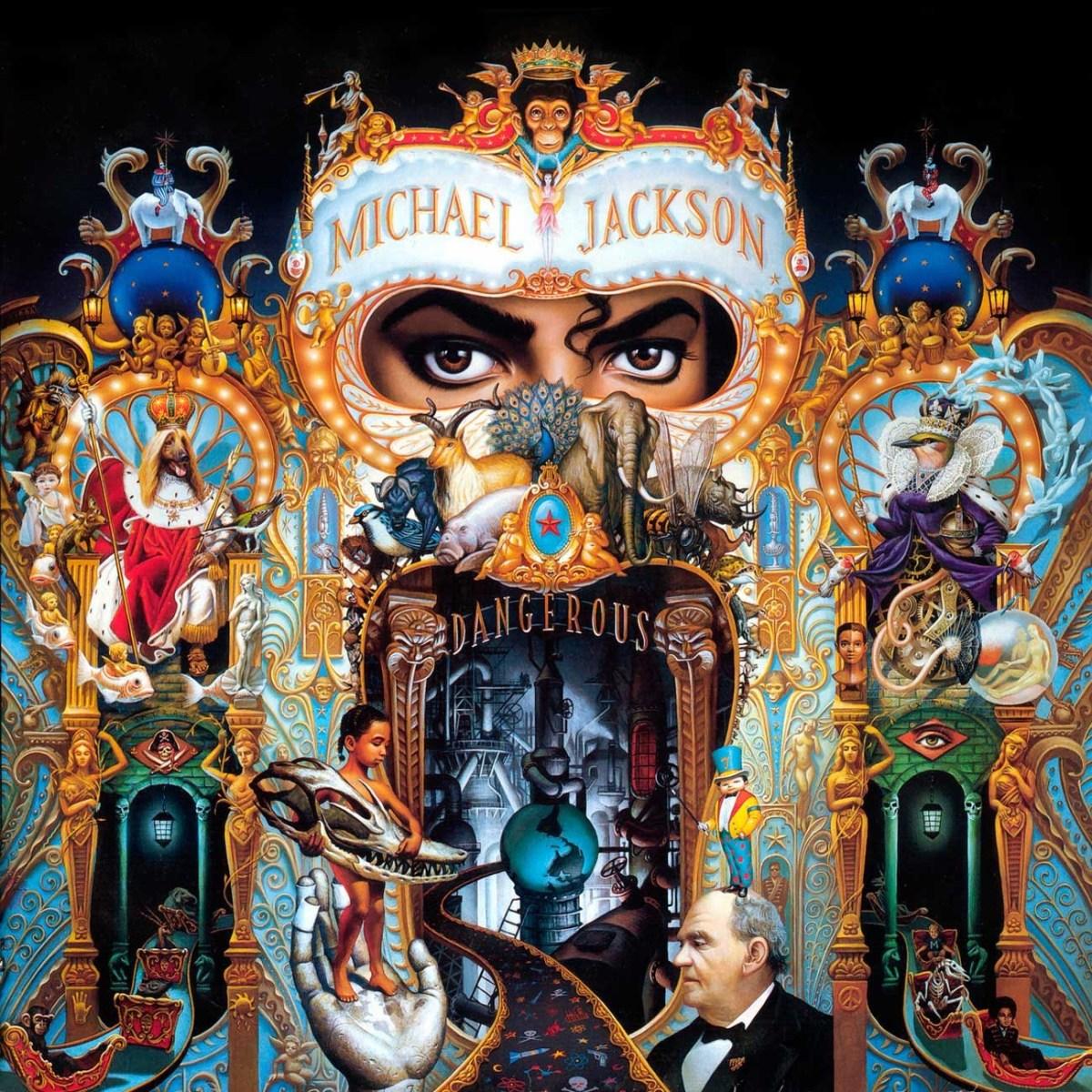 Michael Jackson – Dangerous (1991)