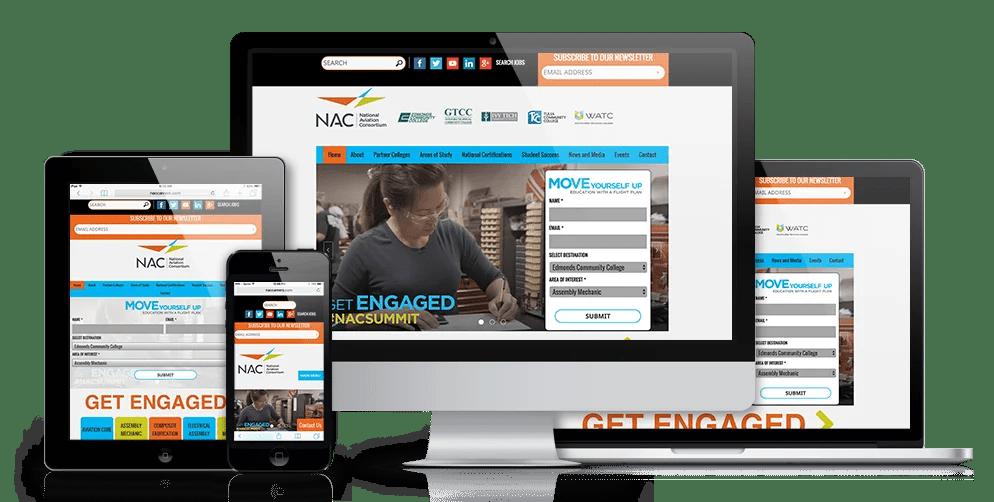 NAC Careers Website