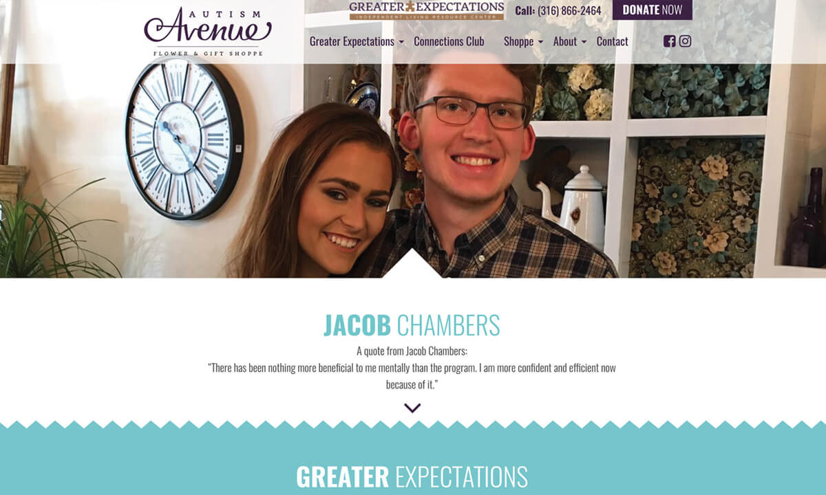 Autism Avenue New Website