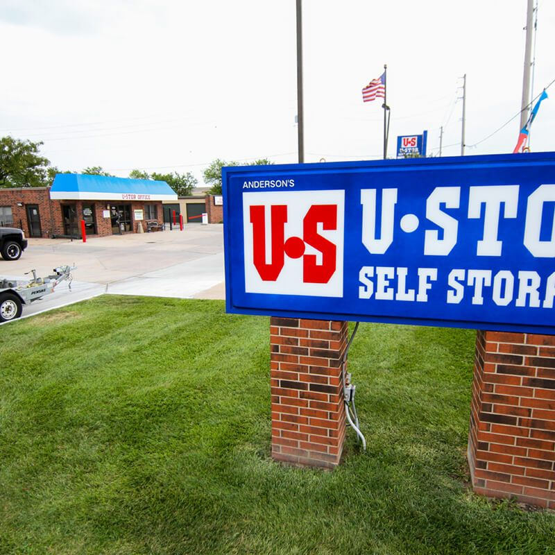U-Stor Wichita Photography