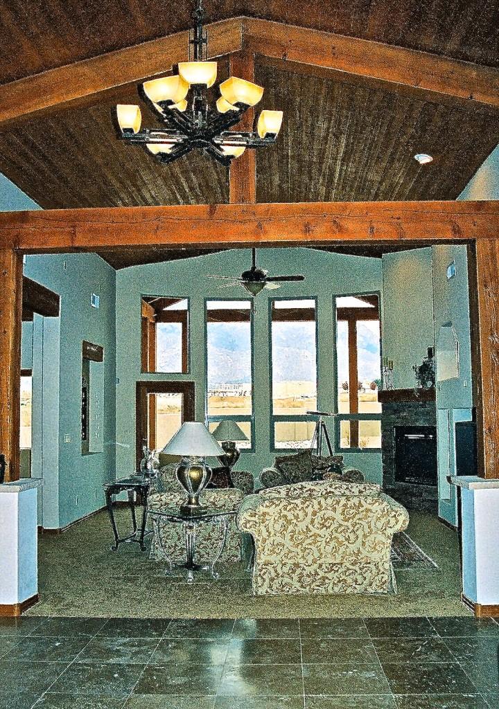 Custom Living Rooms Lee Michael Homes Custom Builders In