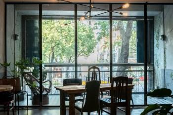 台北士林區-Come up 食物與派對製造公司,走上二樓遇見秘密甜點時光