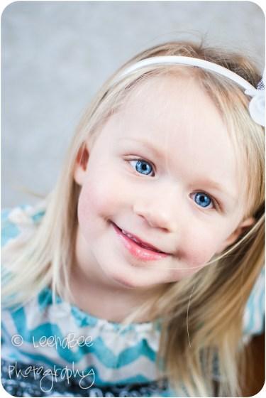 Little miss Natalie