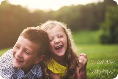 Shick Family sunset photography session