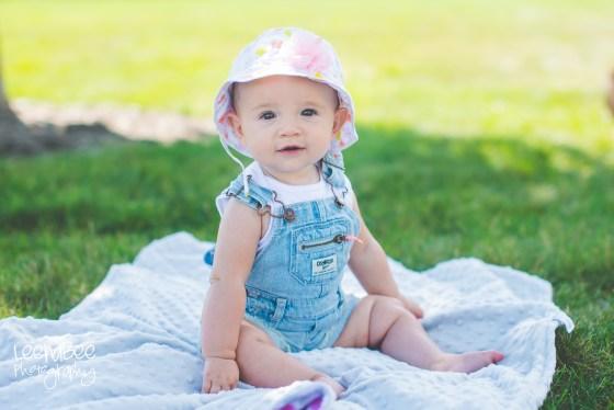 Dublin baby photography 5 month milestone-9