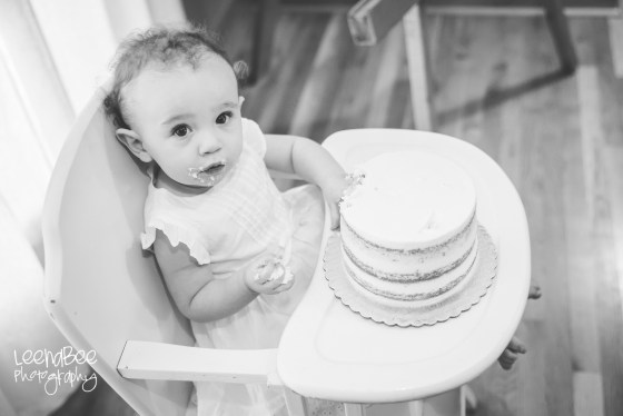 Boho First Birthday Cake Smash Dublin Ohio-9
