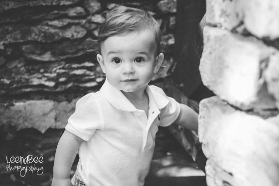 Grayson one year-3
