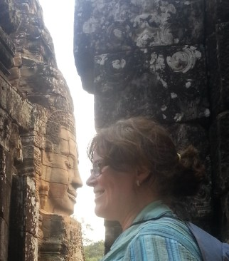 Janet Explores Sacred Sites in Vietnam.