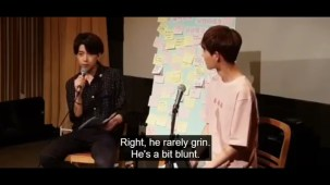[ENG] PRODUCE 101 FIRST FANMEET with Yongguk and Sihyun.mp4_000881900