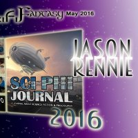 Interview: Jason Rennie - Editor of Sci-Phi Journal