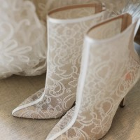 Shoebox: Oscar de la Renta Bridal 2014
