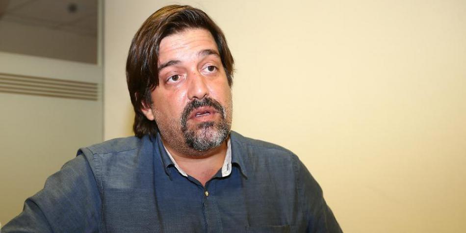 """Fabrizio Tealdo: """"Hay una serie de actos heroicos que no son necesariamente de los grandes personajes"""""""