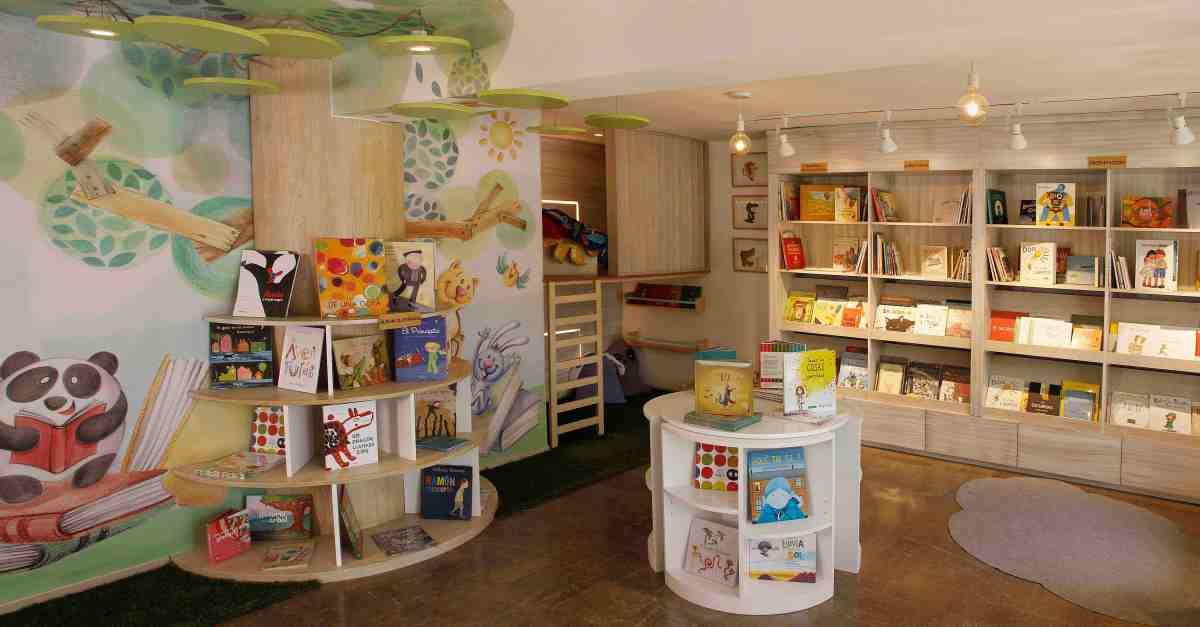 Una librería infantil nace en San Isidro: Lupas