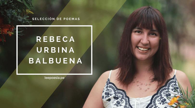 8 poemas de 'Camping en el país de las maravillas' de Rebeca Urbina