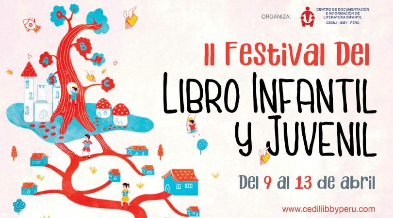 II Festival del Libro Infantil y Juvenil.