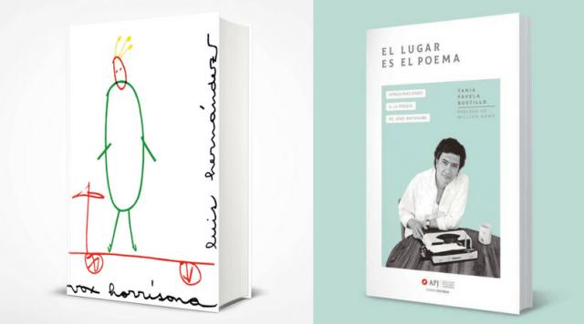 FIL Lima 2018: tres novedades en poesía para llevarte a casa