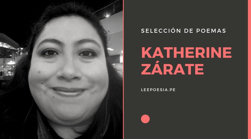 """""""Underground"""", """"1977"""" y otros poemas de Katherine Zárate"""