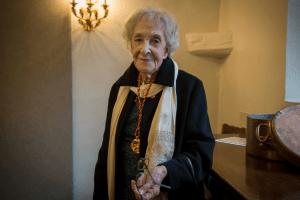 Discurso completo de Ida Vitale tras recibir el Premio Cervantes