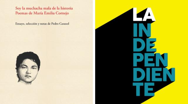 La Independiente 2019: libros de poesía entre las novedades