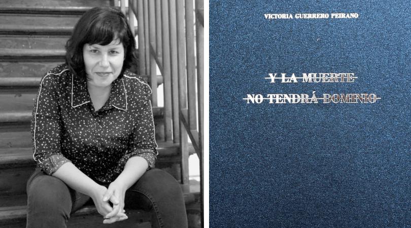 """Victoria Guerrero presenta su nuevo libro """"Y la muerte no tendrá dominio"""""""