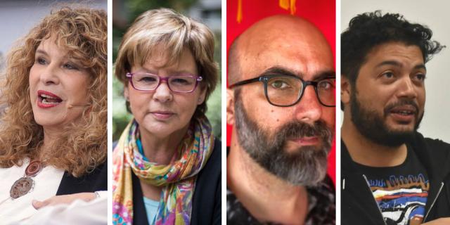 Estos son los poetas invitados a la FIL Lima 2019