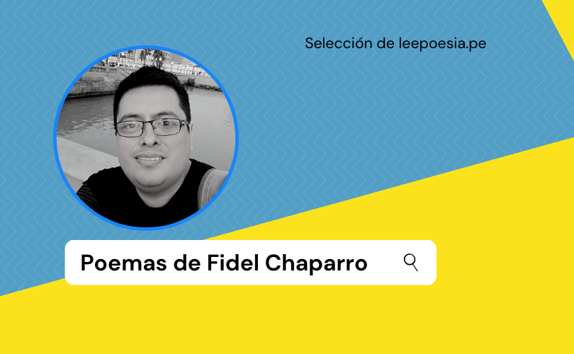 Fidel Chaparro Poemas