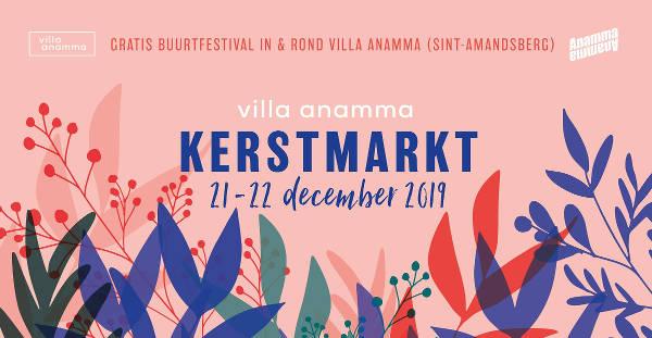 Kerstmarkt Villa Anamma