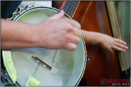 Bluegrass Band: Banjo and Bass