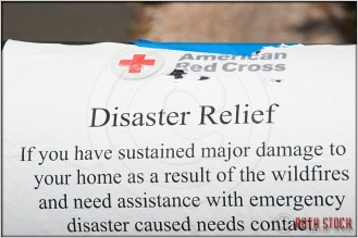 Mountain Shadows: Red Cross Disaster Relief