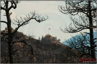 Mountain Shadows: View From Brogans Bluff