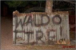 Mountain Shadows: Waldo Fire!
