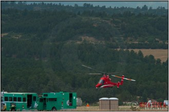 3:31:21pm - Waldo Canyon Fire: Firefighting Helicopter