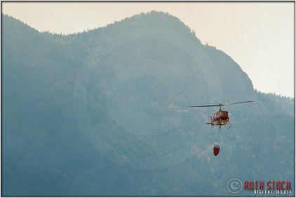 3:51:14pm - Waldo Canyon Fire: Firefighting Helicopters
