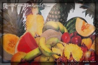 Fresh Fruit at the Venice Beach Boardwalk