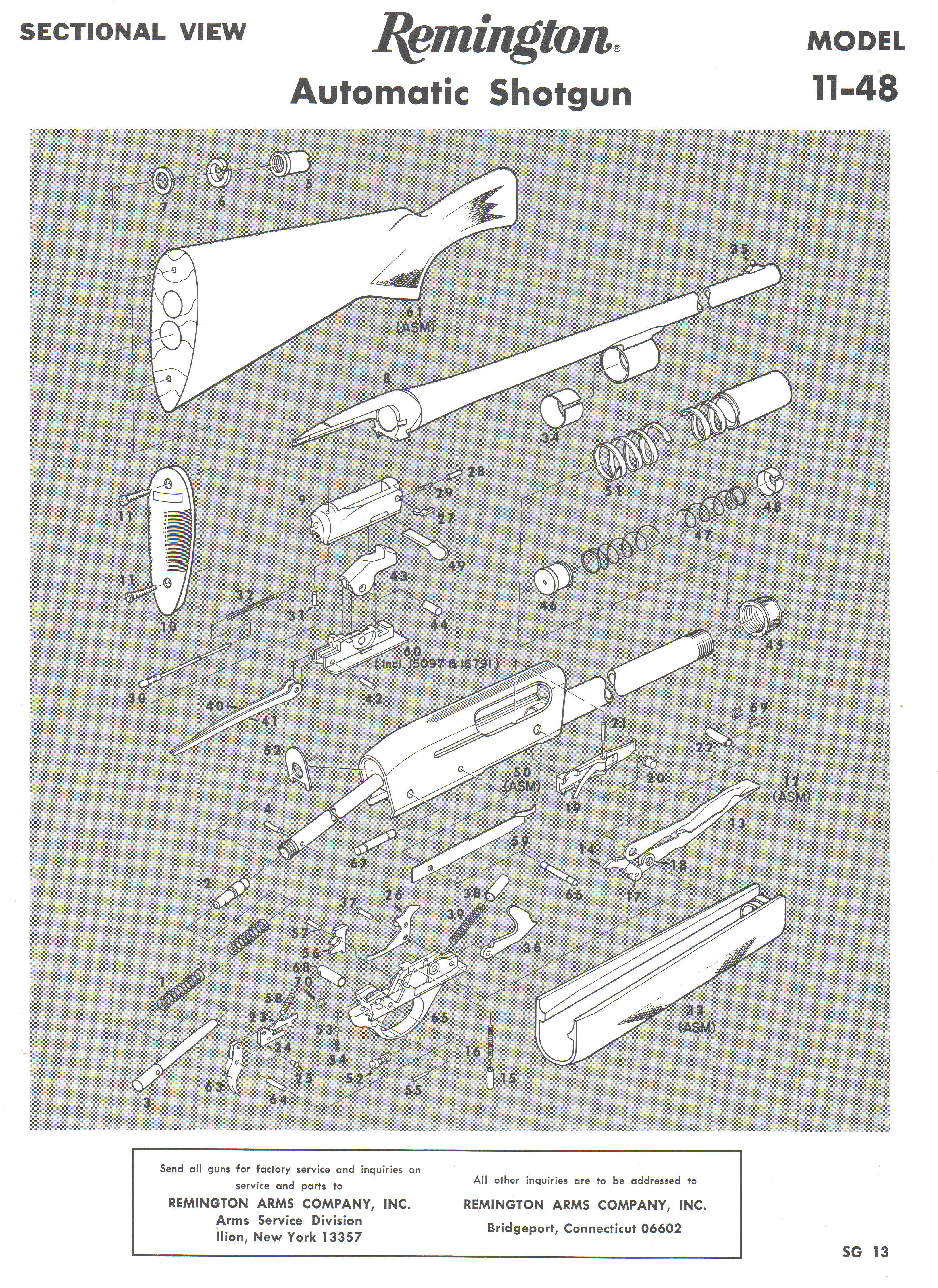 Remington 11 87 Parts Diagram Fotos 1187 Http Www Gun Com Remingtonshotgun