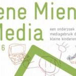 Weer Wat Wijzer: Onderzoek mediagebruik kinderen