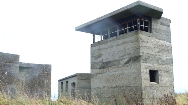 Refurbishment - Skerry Coast Battery, Hoy, Orkney Islands, Scotland, 2009