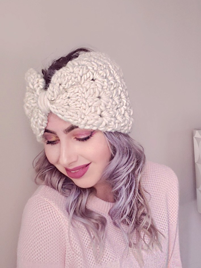 Caitlin Headband by Lee @ Coco Crochet Lee