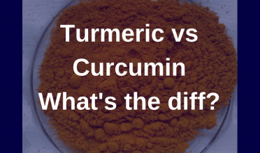 Foods vs. Supplements: The Turmeric vs. Curcumin Edition